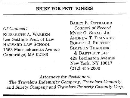 Elizabeth Warren S Law License Problem