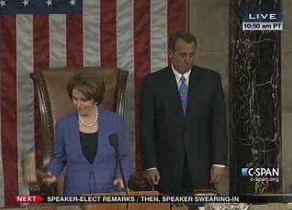 Boehner Election