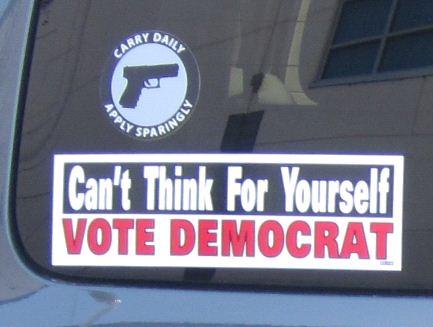 Bumper Sticker - 2nd Amendment2