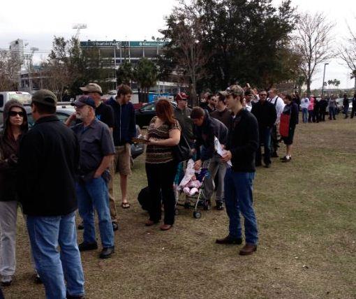 Jacksonville Gun Show 1-19-2013 -2