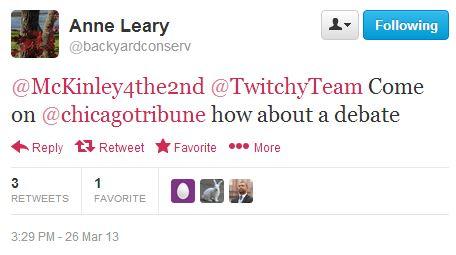 McKinley debate tweet 2