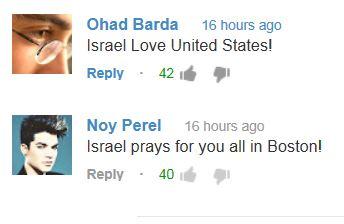 Boston Marathon Explosion Video Comments1