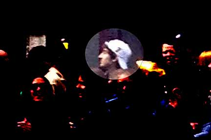 Boston Marathon Suspect White Hat Enhanced Resolution