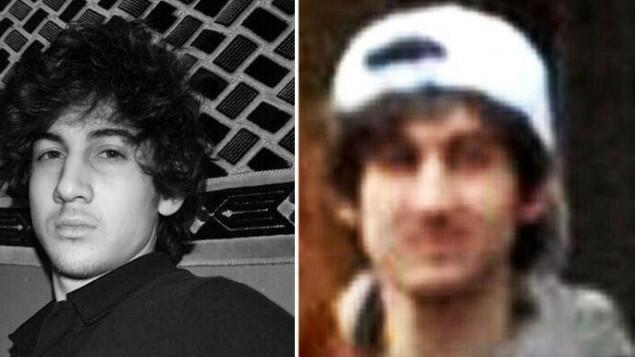 Dzhokhar Tsarnaev Boston Marathon Bomber