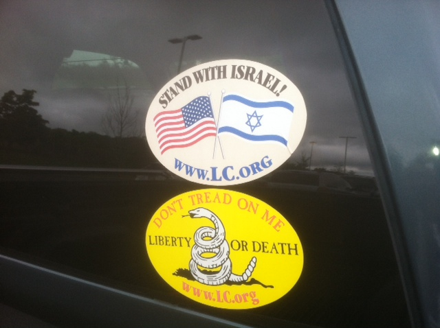 Bumper Sticker - Nashville TN - Stand Together