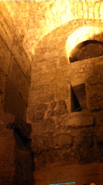 Western Wall Below Street Level3