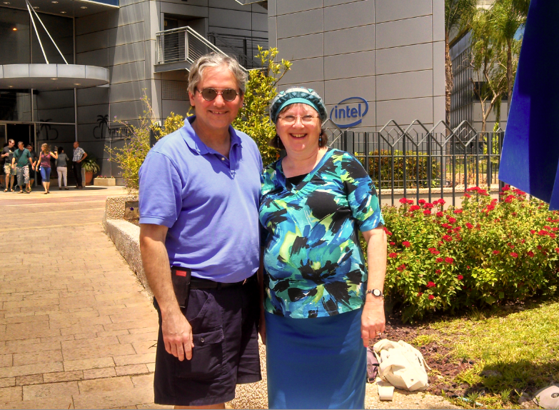 William A Jacobson and Anne In Petah Tikva