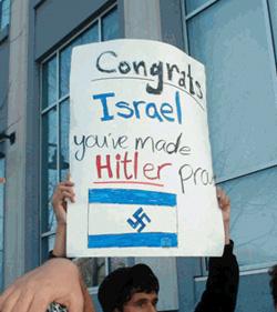 Israeli Made Hitler Proud