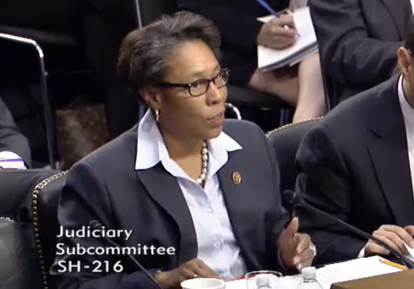 US Representative Marcia L. Fudge (D), Ohio