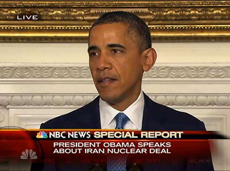 Obama press conference Iran Geneva Agreement