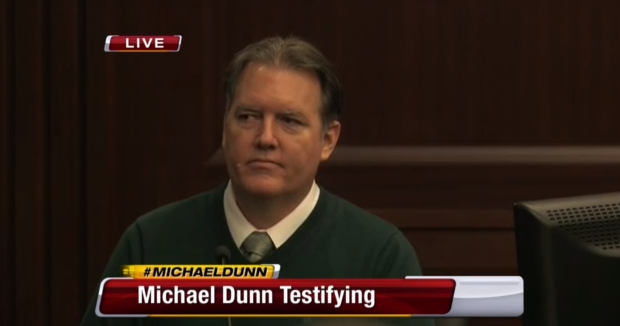 (Defendant Michael Dunn.)