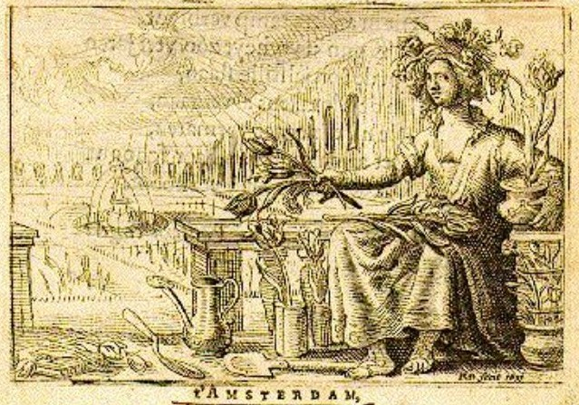 http://commons.wikimedia.org/wiki/File:Pamphlet_dutch_tulipomania_1637.jpg