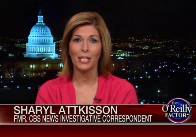 http://www.foxnews.com/on-air/oreilly/2014/04/11/sharyl-attkissons-career-investigative-reporting