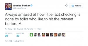 Annise Parker Tweet 2