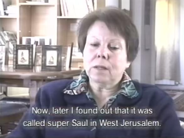 Women in Struggle Video Rasmiyeh Oudeh super sol