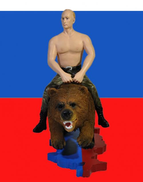 Vladimir putin figurine