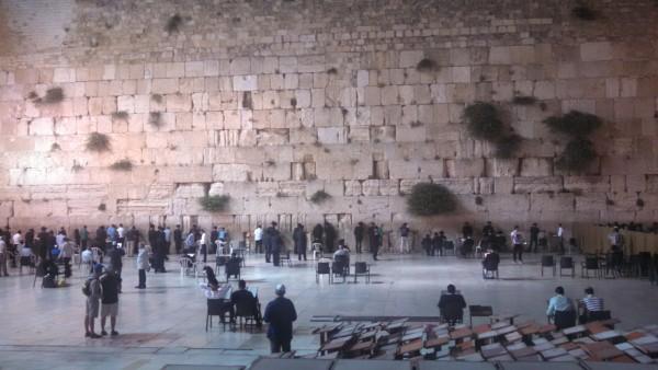 Jerusalem Western Wall June 2 2015