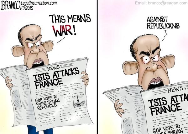 Obama War on GOP