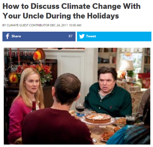 http://thinkprogress.org/romm/2011/12/24/391548/discuss-climate-change-holidays/