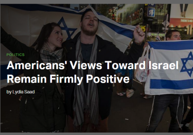 http://www.gallup.com/poll/189626/americans-views-toward-israel-remain-firmly-positive.aspx?g_source=Politics&g_medium=lead&g_campaign=tiles