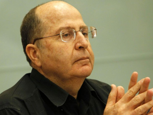 Israel's Former Defense Minister Moshe Ya'alon | credit: Avi Ohayon Flash90