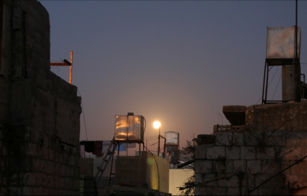 Water tanks in Nablus | Credit: TheTower.org