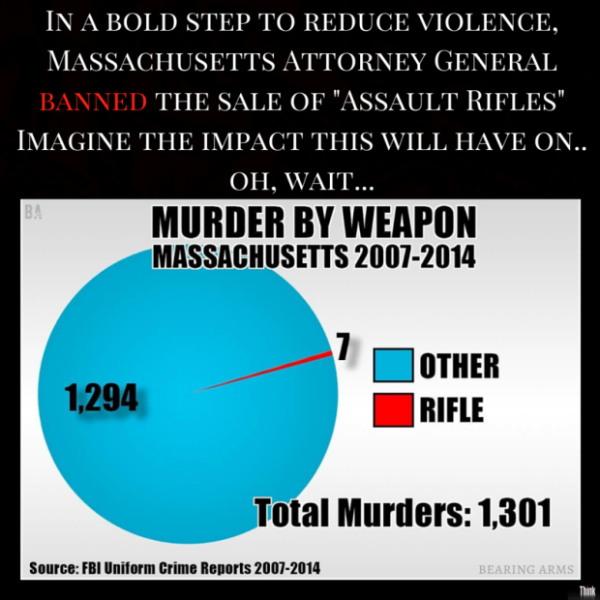 MA gun control chart