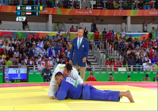 Egypt Israel Judoka