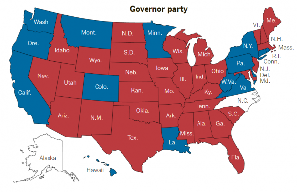 ny-times-map-state-control-of-governor-2016-election
