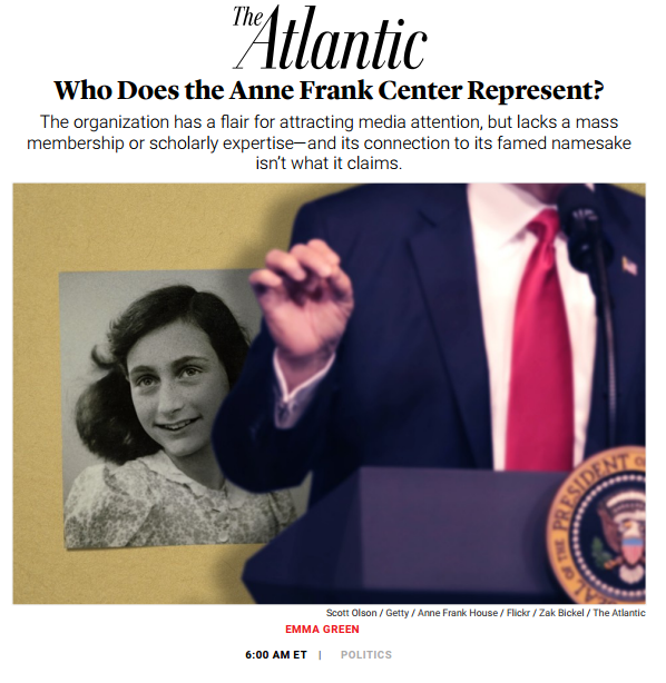 https://www.theatlantic.com/politics/archive/2017/04/anne-frank-center/524055/