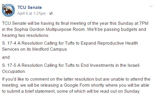 https://www.facebook.com/tcusenate/posts/10154545752292549