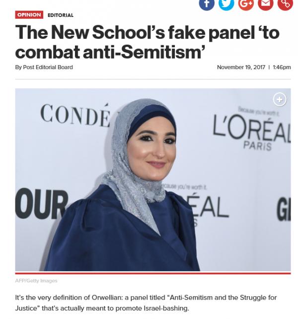 https://nypost.com/2017/11/19/the-new-schools-fake-panel-to-combat-anti-semitism/
