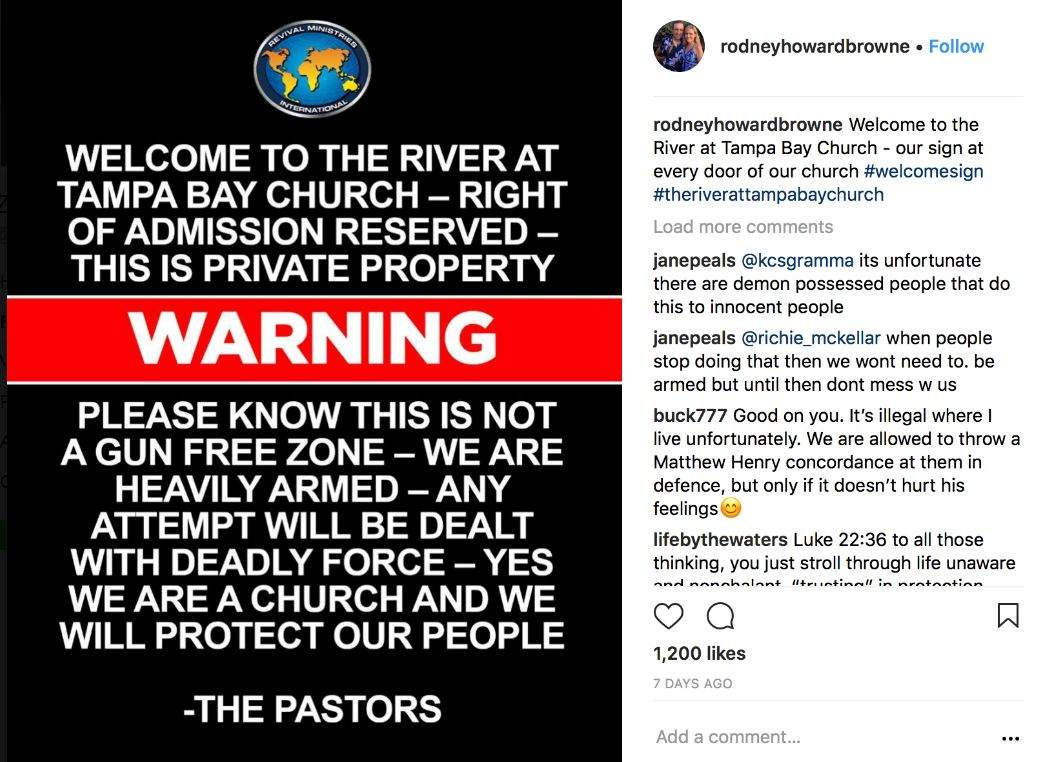 http://www.tampabay.com/news/publicsafety/crime/Tampa-church-warns-We-are-armed-and-ready-to-use-deadly-force_162712686
