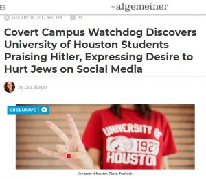 https://www.algemeiner.com/2017/01/26/houston-we-have-antisemitism-problem-canary-mission-uncovers-ring-students-university-of-houston-desiring-hurt-harass-jews-online/