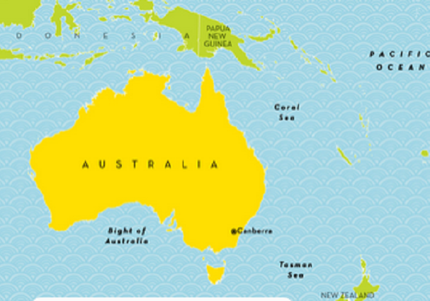 Student fails assignment after professor claims 'Australia is not a country'