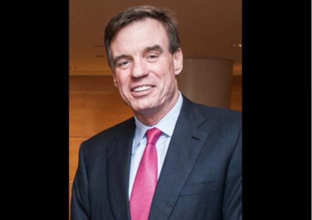 Donald Trump Joins With Russian Bots to Trash Mark Warner on Twitter