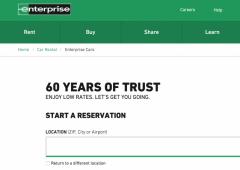 Enterprise Rent A Car Legal Department