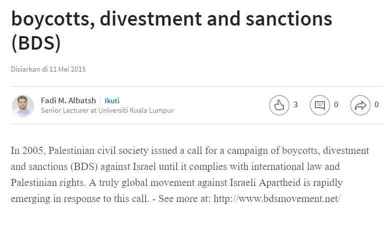 https://www.linkedin.com/pulse/boycotts-divestment-sanctions-bds-fadi-albatsh?articleId=6003538811852697600#comments-6003538811852697600&trk=prof-post