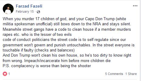 https://www.facebook.com/farzad.fazeli.9/posts/1635905196487688