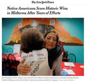 https://www.nytimes.com/2018/11/07/us/elections/native-americans-congress-haaland-davids.html