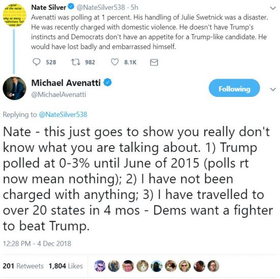 https://twitter.com/MichaelAvenatti/status/1070007049172348928