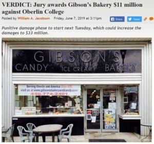 https://legalinsurrection.com/2019/06/verdict-jury-awards-gibsons-bakery-11-million-against-oberlin-college/