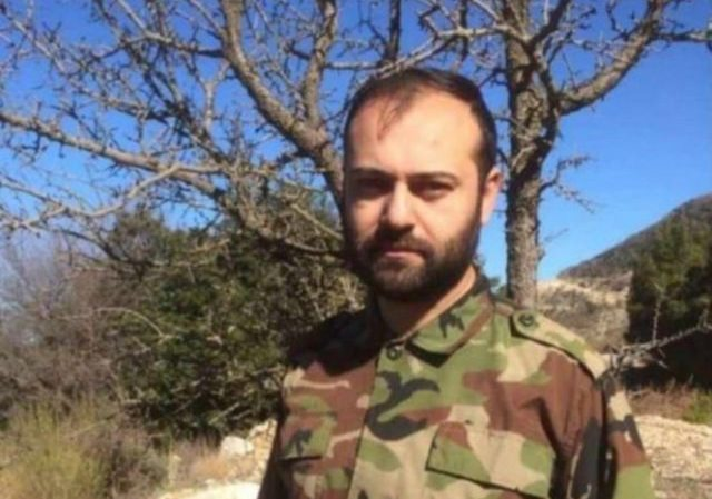 Photo via Iran Fars https://english.alarabiya.net/en/News/middle-east/2020/04/05/Unidentified-gunmen-assassinate-Hezbollah-official-in-southern-Lebanon-Fars