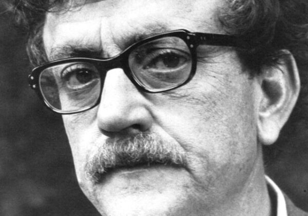 Public Domain https://commons.wikimedia.org/wiki/File:Kurt_Vonnegut_1972.jpg