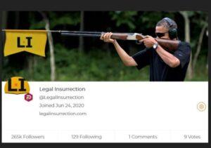 https://parler.com/profile/LegalInsurrection/posts