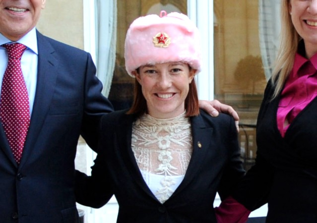 Media Rushes to Defend Pretender In Chief Bidens Press Sec. Choice Jen Psaki Over Hammer and Sickle Hat (legalinsurrection.com)