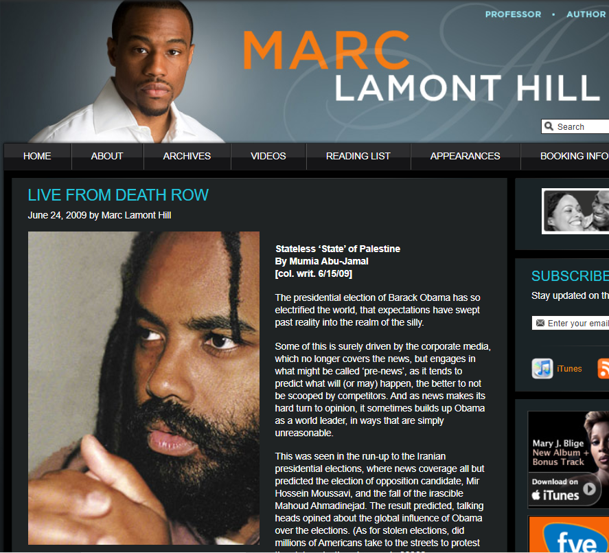 https://web.archive.org/web/20110101051019/https://www.marclamonthill.com/live-from-death-row-38-6889